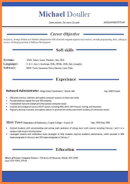 5 Current Curriculum Vitae Format Bussines Proposal 2017