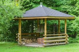 grill gazebo plans 15 barbecue ideas 870 578 splendid this is a unique rustic with brick