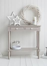 small hall console tables. Oxford Grey Small Console Table - Storage Living, Hall And Bedroom Furniture Tables L