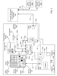 patent us20100124983 gaming machine secondary interface patent drawing