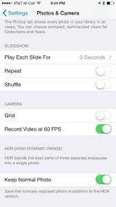 How to capture video at a higher frame rate with iPhone 6 - TechRepublic
