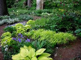 small shade garden design for to shade landscaping design