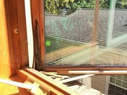 rotten window sill repair