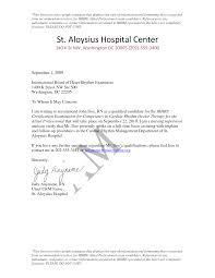 Nursing Graduate School Re Mendation Letter Sample Magnificent Ideas