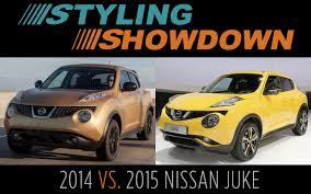 2014 v. 2015 Nissan Juke - Styling Showdown