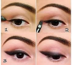 ways to apply eyeliner for diffe eye shapes