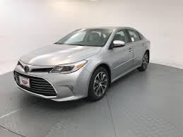 2018 New Toyota Avalon XLE at Round Rock Toyota Serving Austin ...