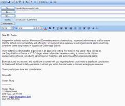 Sending Resume Email Samples Resume Submit Your Resume Email Template For Sending Resume