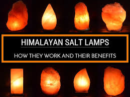 How Do Salt Lamps Work Interesting Himalayan Salt Lamps How They Work And Their Benefits My Thoughts