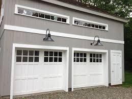 Beautiful Garage Door Styles For Colonial Style Doors Window Inserts Opener Panels Intended Design Decorating