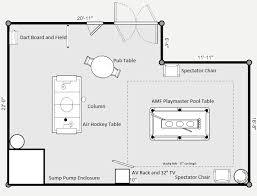 furniture design layout. Game Room Design \u0026 Layout Furniture A