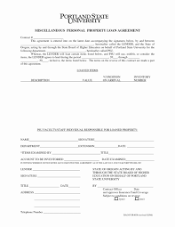 How To Write A Personal Loan Contract Contract For Borrowing Money From Family Template Unique Family Loan 18