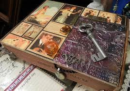 Memory Box Decorating Ideas decorated keepsake box Deizinz Blog 56