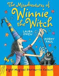 winnie the witch 8 in 1