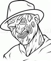 27 Fascinating Coloring Horror Movies Images Coloring Pages