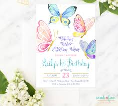 full size of erfly birthday invitation background how to make wording text party invitations first