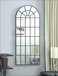 large arched wall mirror arch wall mirror full size of black arch wall mirror arched window