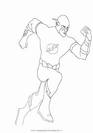 Disegni Da Coloraretrackidsp 006 Disegno Flash 47 Personaggio