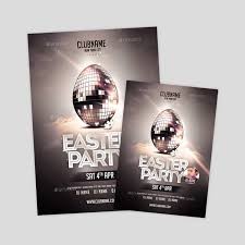 Neoxica 12 Awesome Easter Flyer Designs Templates 2017