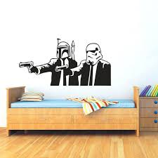 star wars wall decals vinyl sticker boy s bedroom playroom hall poster wall art mural decor