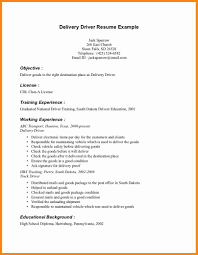 Truck Drivers Resume Download Truck Driver Resume 3 Gregory L