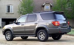 2004 Toyota Sequoia – pictures, information and specs - Auto ...