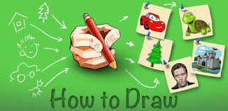 How to Draw - Easy Lessons - Apps on Google Play