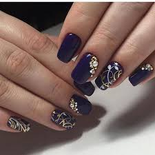 100 Summer Nail Arts That You Will Try Design Nehtů Nehty