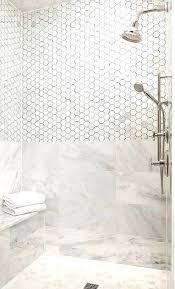 marble tile shower marble shower walls marble hex tiles on top half of shower walls cleaning marble tile shower marble shower marble tile shower ideas