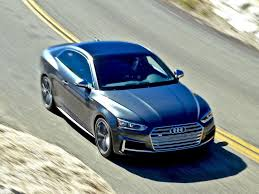 2018 audi s5. perfect 2018 a single turbocharger and a traditional automatic transmission may not  sound exciting but in the audi s5 they make beautiful music together inside 2018 audi s5