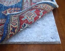 felt rug pads made in usa 3 8 inch dense felt rug pad