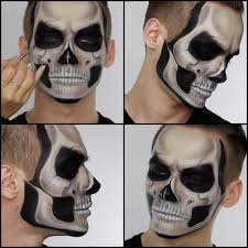 shonagh scott mua on twitter screenshots of my grimreaper makeup tutorial for supracolor by kryolanofficial from