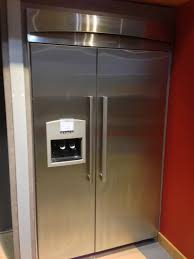 Kitchen Appliances Built In Decor Tips Amusing Thermador Refrigerator Built In For Kitchen