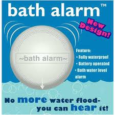 wireless bath alarm bathroom spa tub security warning