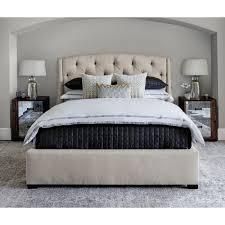 Jordan Tufted Bed - Bernhardt
