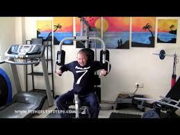The Full Multi Gym Workout Tuesday Progress Sheet Youtube