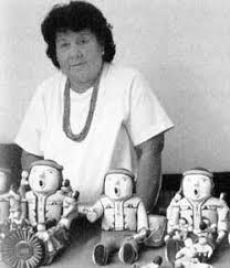 Ada Suina Pottery - Adobe Gallery, Santa Fe
