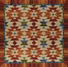 Southwest Quilt Patterns Simple Southwest Quilt Southwest Quilt 48 Duvet Cover By Little Things