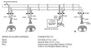 duct detector wiring diagram wiring a smoke detector in hvac duct at System Sensor Duct Detector Wiring Diagram