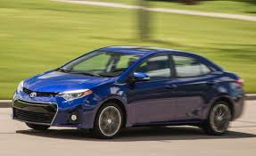 2016 Toyota Corolla Manual Test | Review | Car and Driver