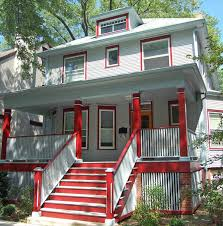 arts and crafts exterior paint colors. four square arts and crafts exterior paint colors