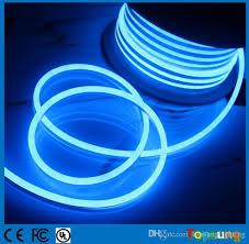 2018 50m spool mini led neon flex 8 16mm ultra thin flexible led neon rope light strip 110v diy neon outdoor holiday lighting from topsunglighting