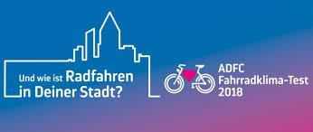 start test start des adfc fahrradklima tests 2018 fahrradportal