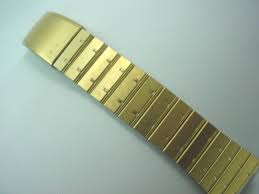mens vintage seiko watch band deployment clasp gold tone base mens vintage seiko watch band deployment clasp gold tone base metal z1205