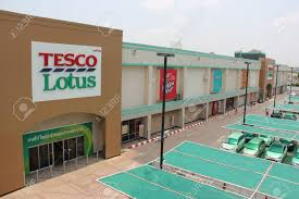 Bangkok Thailand April 16 2015: Tesco Lotus Is A Hypermarket.. Stock Photo,  Picture And Royalty Free Image. Image 39913334.