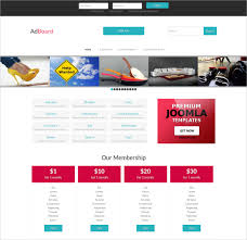 template for advertisement 21 directory listing website themes templates free