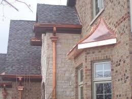 faux copper gutters. Modren Gutters Copper Gutters  For Faux Copper Gutters S