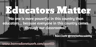 Educator Quotes Impressive Popular Quotes Education Policy Reform BAM Radio Network