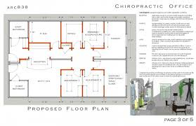 chiropractic office design layout. Unique Chiropractic Healthcare Facilities Design Project Designed By James Foster  Arcadia  Chiropractic Office Pembroke To Layout N