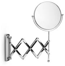 bathroom magnifying mirror. Mevedo Polished Chrome 3X Magnifying Mirror Bathroom I
